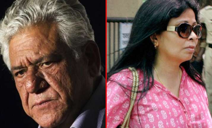 om puri lying about being out of town alleges wife nandita
