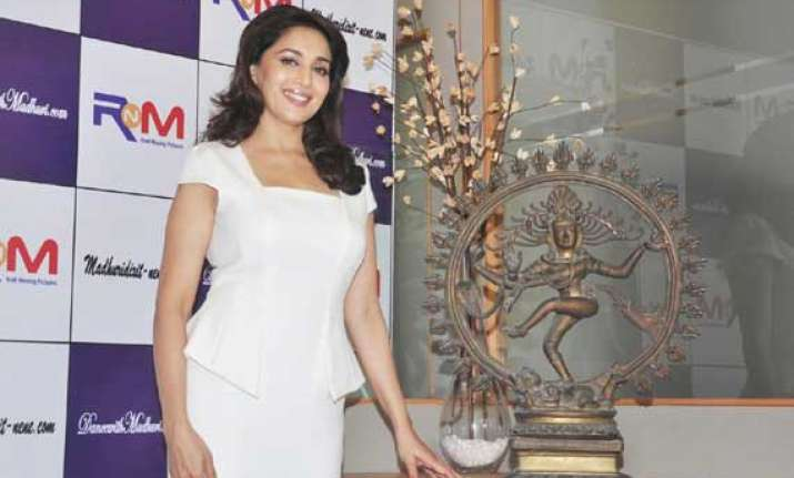 online dance academy to become on ground madhuri dixit