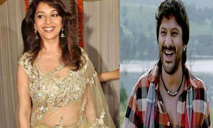 pairing with madhuri dixit would ve been odd arshad warsi