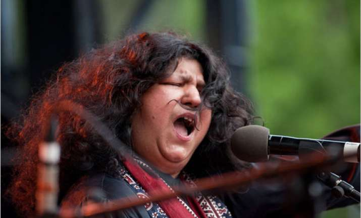Pak Sufi Singer Abida Parveen Gets Lifetime Achievement Award