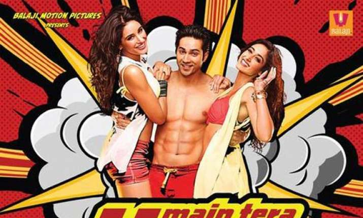 is song from main tera hero inspired by b big s movie