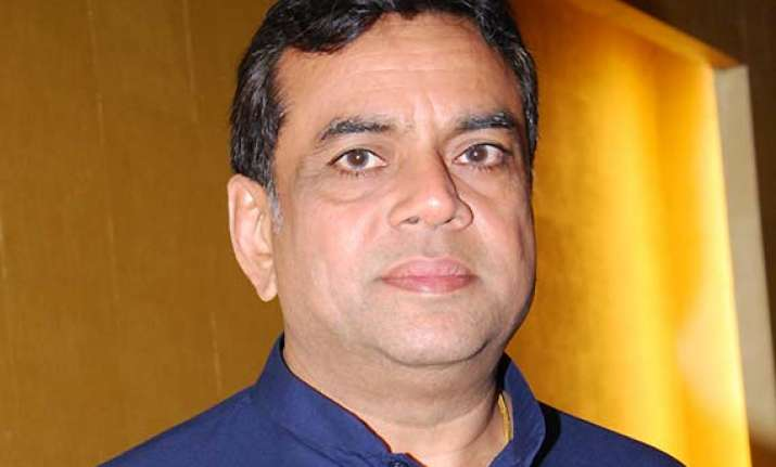 paresh rawal has no launch plans for both his sons