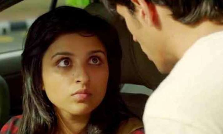 parineeti can make anyone laugh says hasee toh phasee