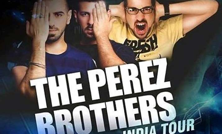 perez brothers set to groove indian fans soon