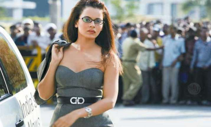 period of struggle over says kangana ranaut