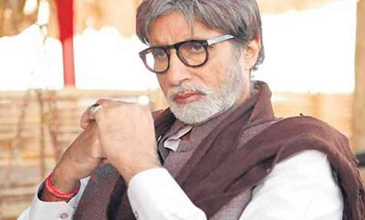 permission denied to big b to interact with lucknow students