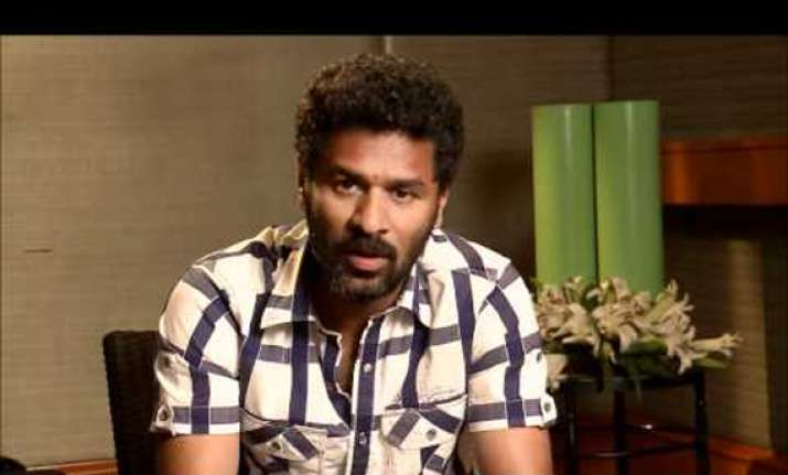 prabhu deva to dance to his hit tracks at iifa