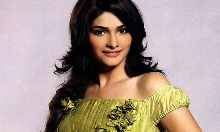 prachi desai intends to do at least three films a year