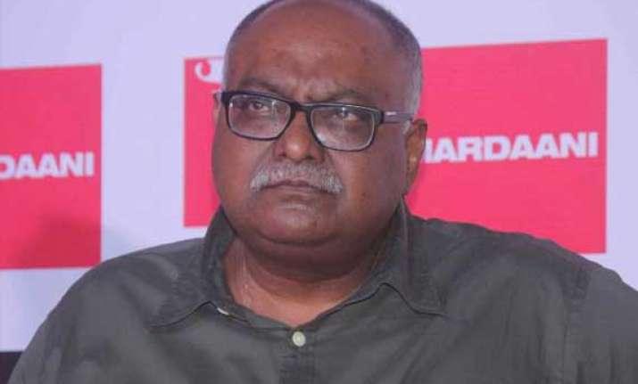 pradeep sarkar to make film on his experiences