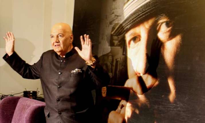 prem chopra unveils his own biography