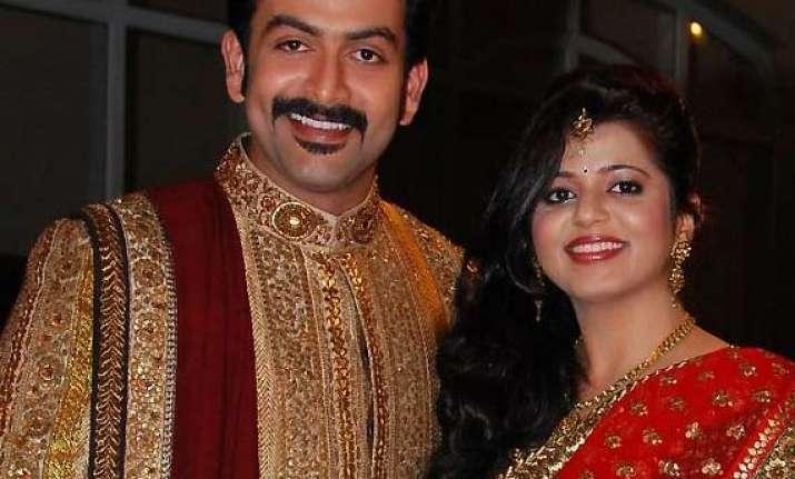 malyalam actor prithviraj wife supriya menon expecting