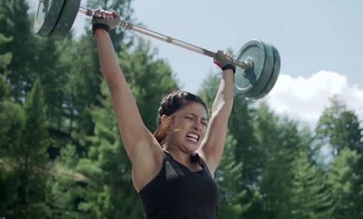 priyanka chopra never thought she ll play an athlete