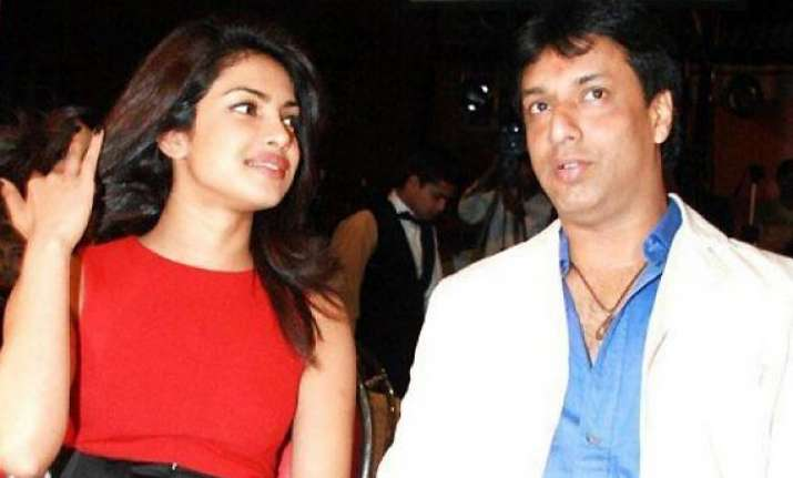 always wanted to work with priyanka again says bhandarkar