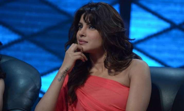 priyanka chopra to endorse hair care product