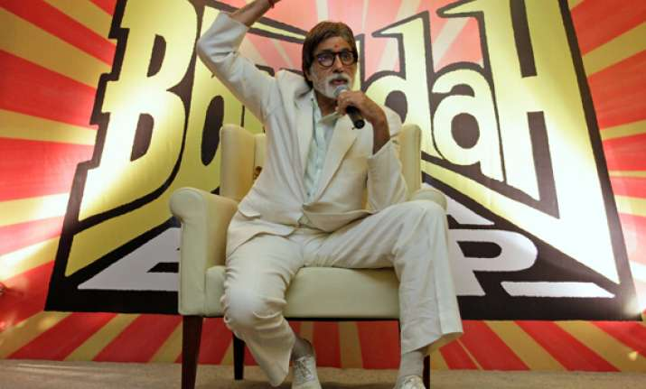 promoting films is as time consuming as making films big b