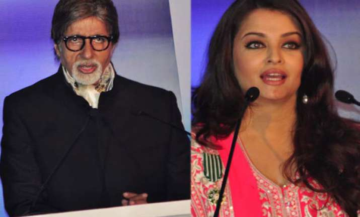 proud of aishwarya s french honour amitabh bachchan
