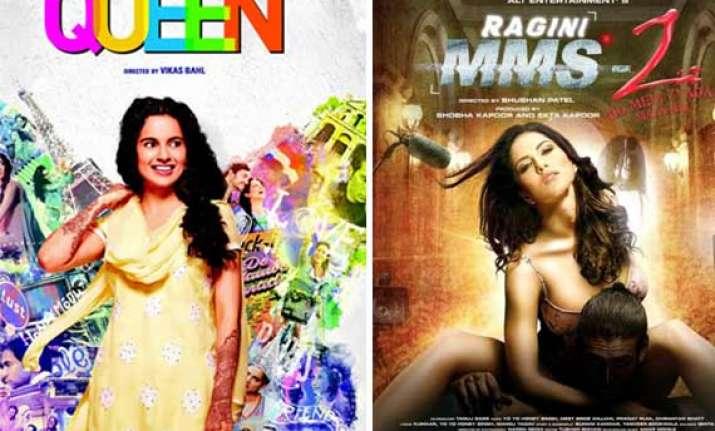 queen ragini mms 2 going strong at box office dishkiyaoon