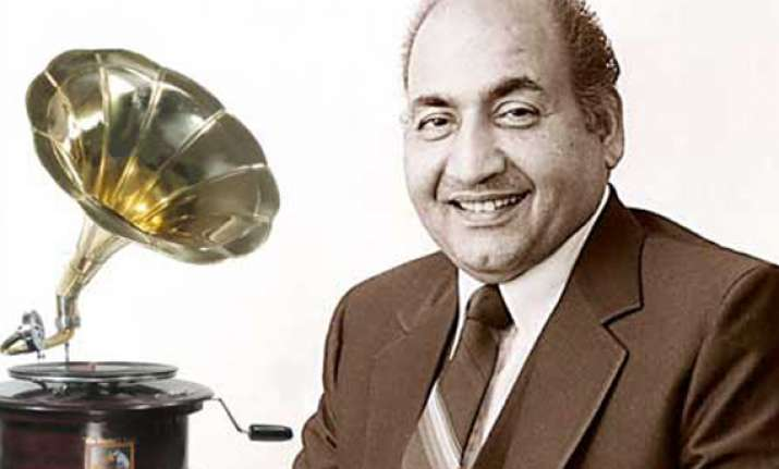 rafi lent voice to maximum number of faces on screen