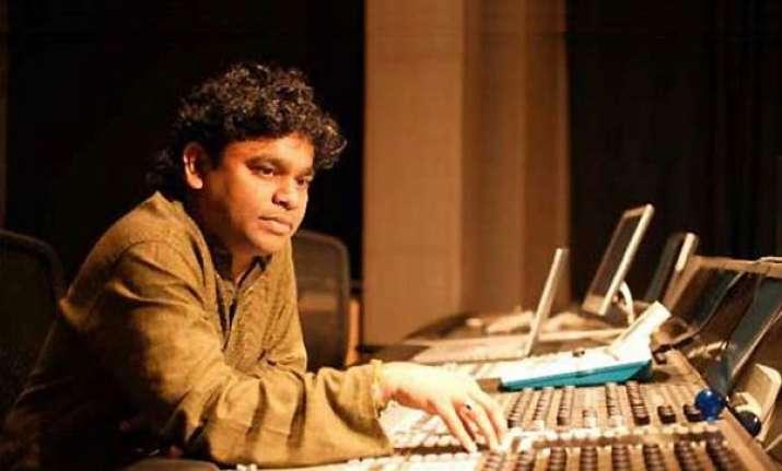 rahman to compose music for srk film