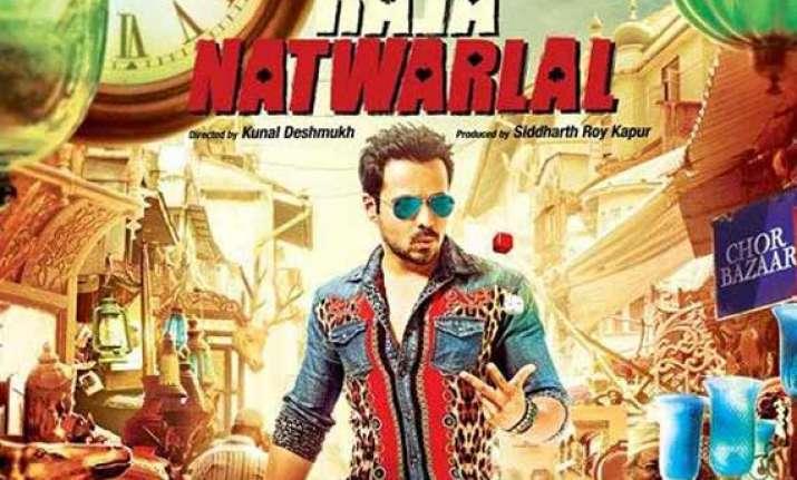 raja natwarlal movie review the con drama lacks intelligence