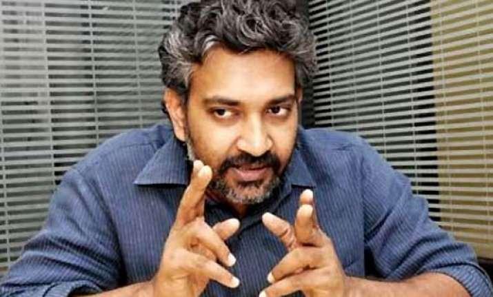 rajamouli to unveil audio of tamil maryada ramanna