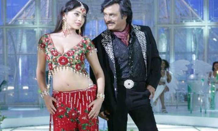rajinikanth s sivaji 3d first indian film in new sound