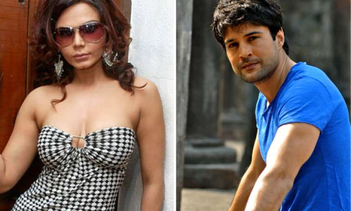 rakhi sawant rajeev khandelwal to appear in bigg boss 6