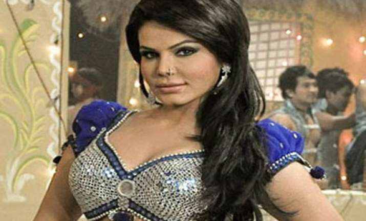 rakhi says actresses are encroaching into her territory