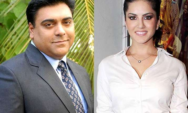 hold your breath sunny leone and ram kapoor to share screen
