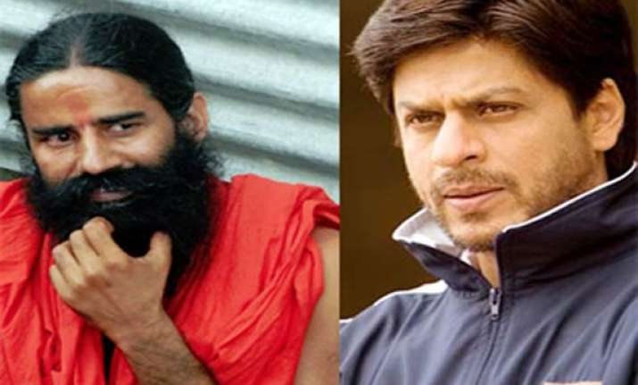 ramdev baba finds no supporters in bollywood