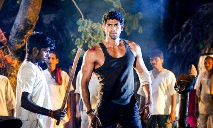 rana daggubati does own stunts in krishnam vande jagadgurm