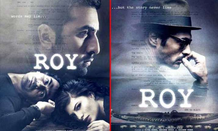 ranbir arjun and jacqueline s roy first look out view pics