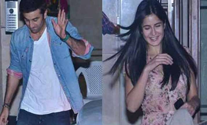 ranbir and katrina didn t break up view pics
