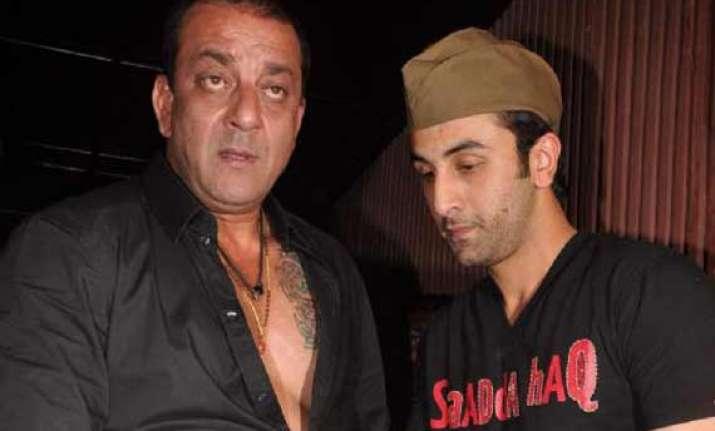 ranbir to play sanjay dutt in rajkumar hirani s biopic view