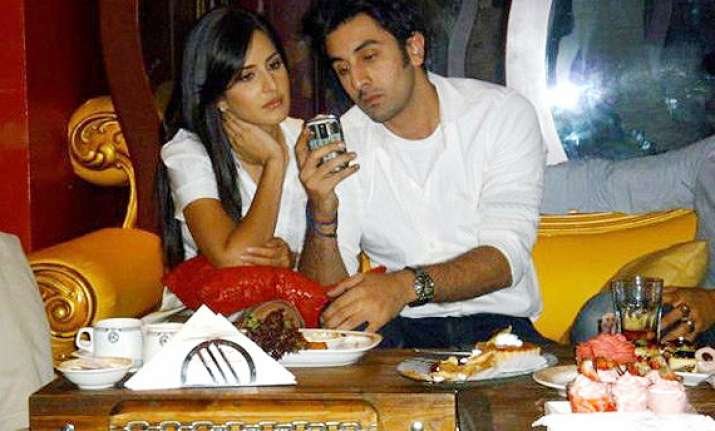ranbir katrina spend quality time together see pics