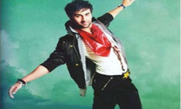 ranbir does his first item number