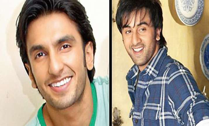 ranbir in ranveer out of anurag kashyap s film