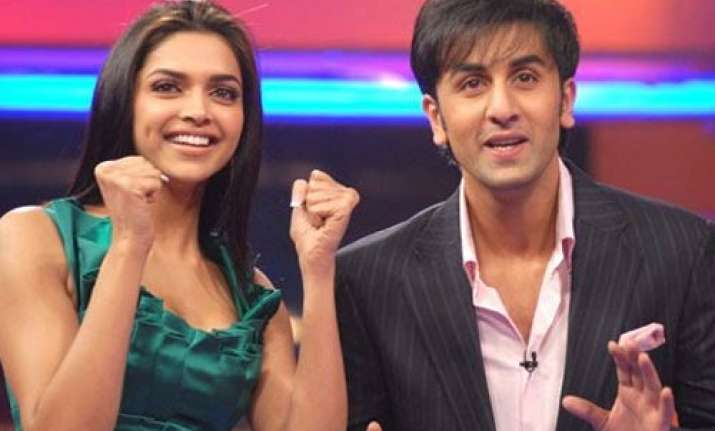 ranbir refuses to work with deepika