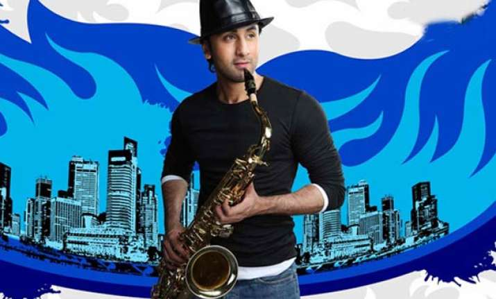 ranbir to sport a ponytail in rockstar