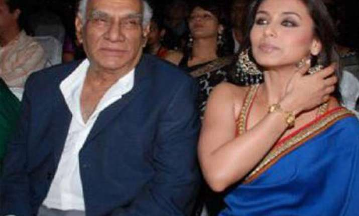 rani mukerji misses yash chopra terribly on her wedding