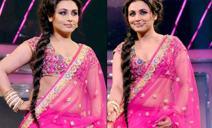 rani mukerji on her wedding the person i missed terribly