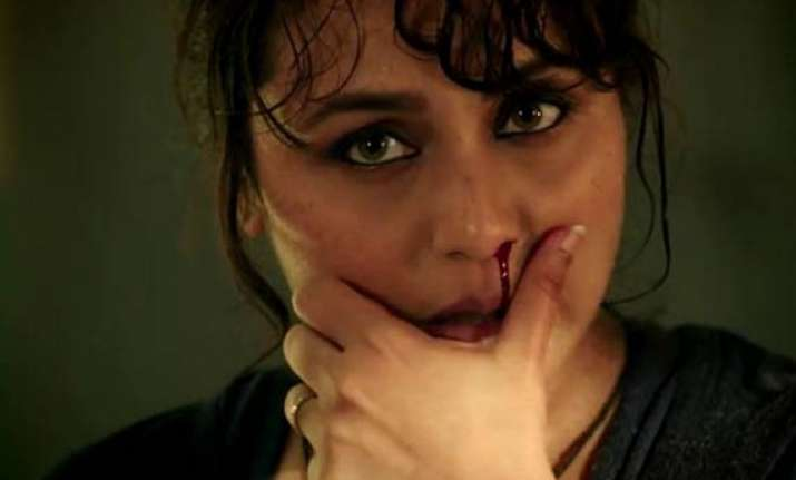 rani mukerji s mardaani won t see the day s light in