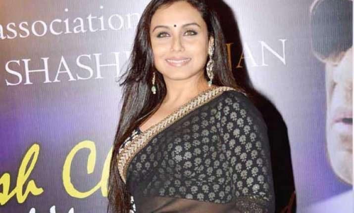 rani mukherjee don t like to talk about yash uncle in past