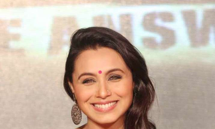 rani s mardaani shoot at airport cancelled