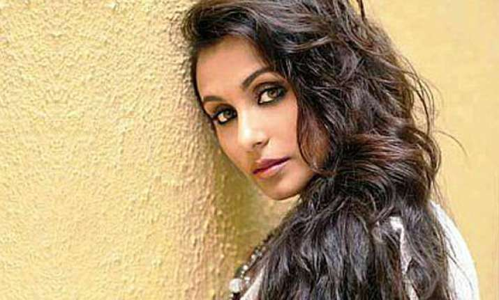 rani mukerji s makeup and hair bill goes up to rs 10 lakh