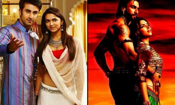 ranveer deepika or ranbir deepika to replace hrithik