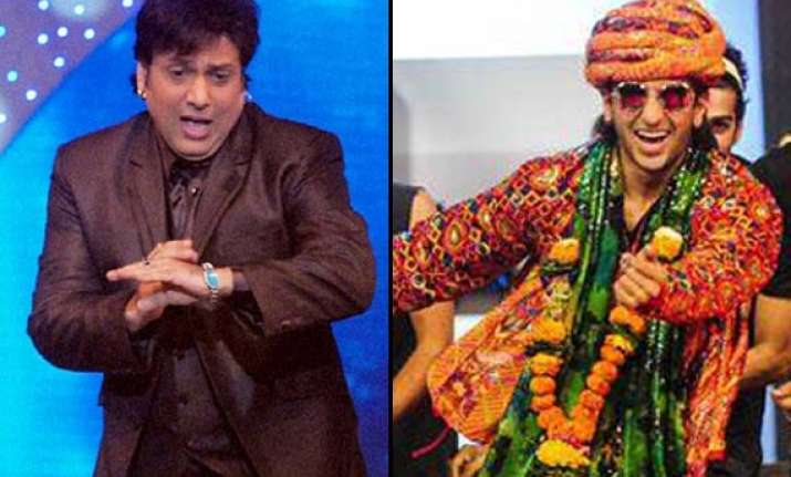 ranveer and govinda to shake a leg in kill dil