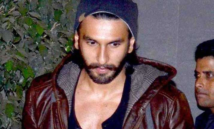 ranveer happy with imprint of lean body on celluloid