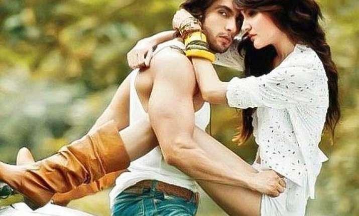 ranveer singh to romance ex girlfriend anushka sharma