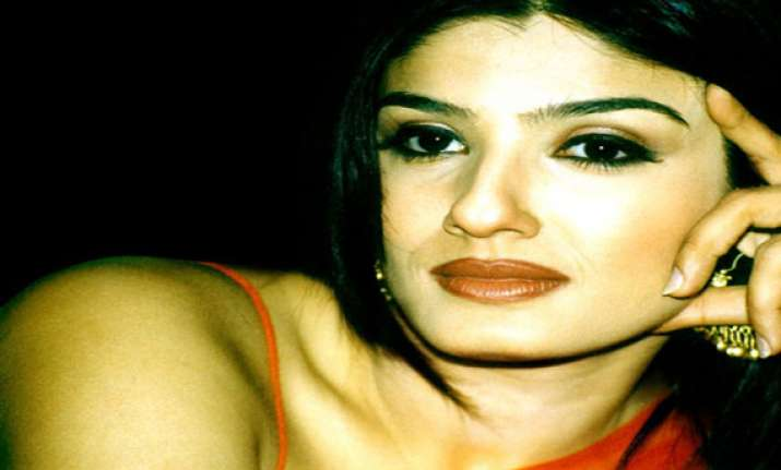 raveena not keen on signing films for the heck of it